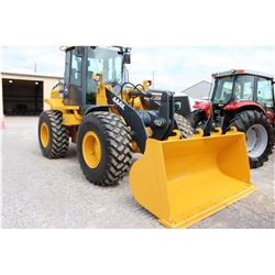 2009 JOHN DEERE 444K WHEEL LOADER; VIN/SN:623368 - GP BUCKET, ECAB W/ AC, 20.5R25 TIRES, 885 HOURS