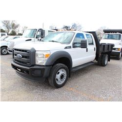2013 FORD F450