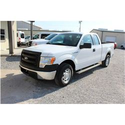 2013 FORD F150