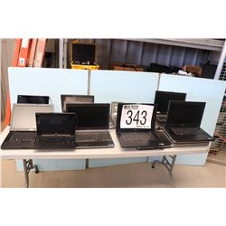LAPTOPS, DOCKING STATION