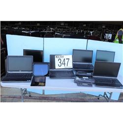 LAPTOPS, DOCKING STATION, TABLETS