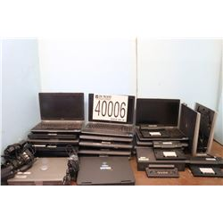 LAPTOPS, DOCKING STATIONS