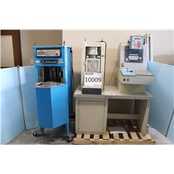 COMPRESSION TESTING MACHINE, GYRATORY COMPACTOR