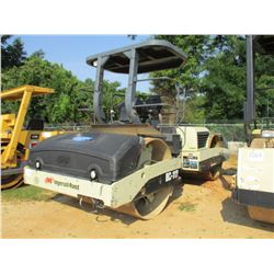 "INGERSOLL-RAND DD112 ROLLER, VIN/SN:188532 - TANDEM, VIBRATORY, 79"" SMOOTH DRUMS, WATER SYSTEM, CANO"