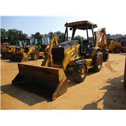 CAT 420D LOADER BACKHOE, VIN/SN:FDP04873 - 4X4, E-STICK, GP BUCKET, CANOPY