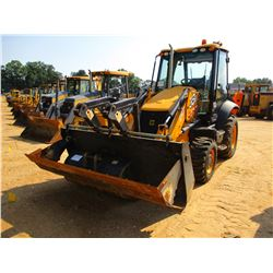 "2015 JCB 3CX LOADER BACKHOE, VIN/SN:JCB3CX4TC02273292 - 4X4, E-STICK, MP BUCKET, 24"" HOE BUCKET, 48"""