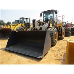 JOHN DEERE 724K WHEEL LOADER, VIN/SN:638059 - GP BUCKET, RIDE CONTROL, ECAB W/AC, 235R25 TIRES, METE