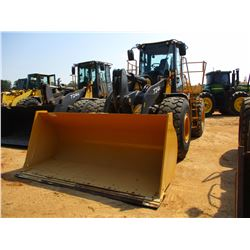JOHN DEERE 724K WHEEL LOADER, VIN/SN:623239 - GP BUCKET, RIDE CONTROL, ECAB W/AC, 23.5R25 TIRES, MET