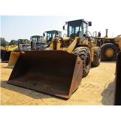 KAWASAKI 80Z IV WHEEL LOADER, VIN/SN:80C3-5378 - GP BUCKET, ECAB W/AC, 23.5-25 TIRES, METER READING