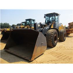 JOHN DEERE 644K WHEEL LOADER, VIN/SN:660553 - QUICK COUPLER, CHIP BUCKET, RIDE CONTROL, ECAB W/AC, M