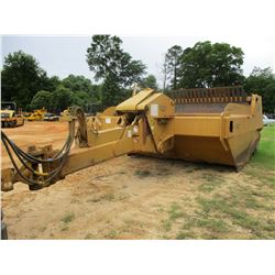 ICON 821 EARTHMOVER PULL SCRAPER, VIN/SN:6129 - EJECTOR, 21 YD CAPACITY