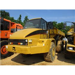 CAT 730 ARTICULATED DUMP, VIN/SN:AGF00366 - ECAB W/AC, 23.5R-25 TIRES, METER READING 13,227 HOURS