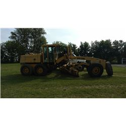GALION 850C MOTOR GRADER, - METER READING 9,517 HOURS (COUNTY OWNED) (SELLING OFFSITE LOCATED IN MAR