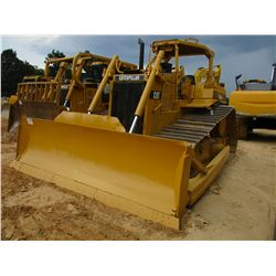 CAT D6H LGP CAWLER TRACTOR, VIN/SN:3Y606311 - STRAIGHT BLADE W/TILT, DIFF STEER, CANOPY
