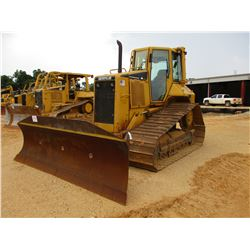 2006 CAT D5N LGP CRAWLER TRACTOR, VIN/SN:AKD01853 - 6 WAY BLADE, FTC, ECAB W/AC, METER READING 9,814
