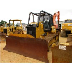 2015 CAT D6K2 LGP CRAWLER TRACTOR, VIN/SN:RST01191 - 6 WAY BLADE, SYSTEM 1 UC, ECAB W/AC, SWEEPS & S