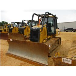 2008 CAT D6K XL CRAWLER TRACTOR, VIN/SN:FBH00842 - 6 WAY BLADE, SYSTEM ONE U/C, WINCH W/FAIRLEADS, E