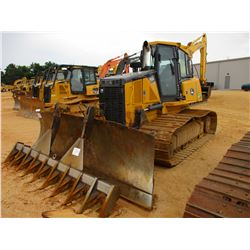 2012 JOHN DEERE 750K LGP CRAWLER TRACTOR, VIN/SN:219317 - 6 WAY BLADE, ECAB W/AC, PIN ON ROOT RAKE,