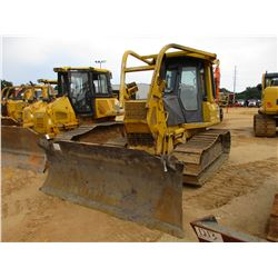 KOMATSU D41E-3 CRAWLER TRACTOR, VIN/SN:830047 - 6 WAY BLADE, ECAB W/AC, SWEEPS, SCREENS, METER READI