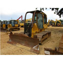 JOHN DEERE 650H LGP CRAWLER TRACTOR, VIN/SN:927298 - 6 WAY BLADE, ECAB W/AC, SWEEPS, SCREENS
