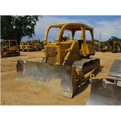 CAT D5B CRAWLER TRACTOR, VIN/SN:25X587 - STRAIGHT BLADE W/HYD TILT, CANOPY, SWEEPS