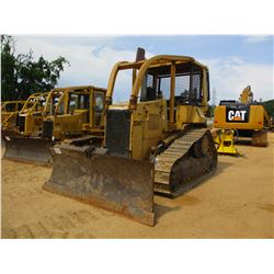 CAT D4H CRAWLER TRACTOR, VIN/SN:8PB01865 - 6 WAY BLADE, CANOPY, SWEEPS, SCREENS