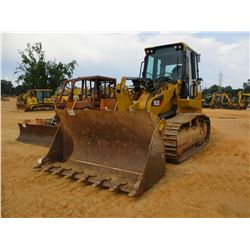 2011 CAT 963D CRAWLER LOADER, VIN/SN:LCS01742 - MP BUCKET, REAR CAMERA, ECAB W/AC, METER READING 4,6