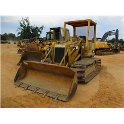 CAT 931C CRAWLER LOADER, VIN/SN:2AK00078 - GP BUCKET, CANOPY, METER READING 1,918 HOURS