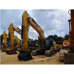 "2014 CAT 336EL HYDRAULIC EXCAVATOR, VIN/SN:FJH01164 - 13' STICK, 48"" BUCKET, AUX HYD, REAR CAMERA, E"
