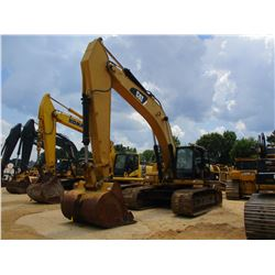 "2009 CAT 336DL HYDRAULIC EXCAVATOR, VIN/SN:W3K00471 - 12' 10"" STICK, 66"" BUCKET, ECAB W/AC, METER RE"