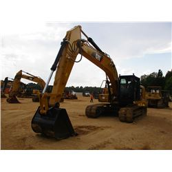 "2017 CAT 320FL HYDRAULIC EXCAVATOR, VIN/SN:YBM10473 - 9' 6"" STICK, 48"" BUCKET, AUX HYD, REAR CAMERA,"