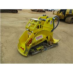 "2017 PRO MAC 36BT BRUSH CUTTER, VIN/SN:847-IQFD - 36"" BLADE, FITS HYDRAULIC EXCAVATOR (EXTRA SET OF"
