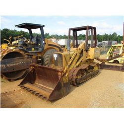 JOHN DEERE 450A CRAWLER TRACTOR, VIN/SN:003462CD - MULTI-PURPOSE BLADE, CANOPY (DOES NOT RUN )