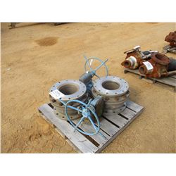 (2) VALVE GAD002-CC-VL-4202 (UTILITY COMPANY OWNED)