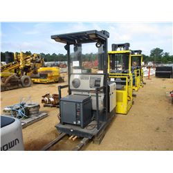 SP3500-30 WAREHOUSE ELECTRIC FORKLIFT, VIN/SN:1A333383 - 3,000# CAPACITY, W/BATTERY CHARGER