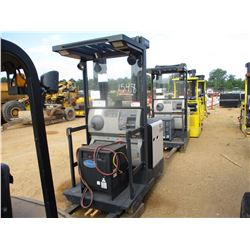 SP3500-30 WAREHOUSE FORKLIFT, VIN/SN:1A333384 - 3600# CAPACITY, W/BATTERY CHARGER