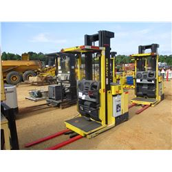 "HYSTER R30XM2 ELECTLIFT TRUCK, VIN/SN:G118ND413D - 24 VOLT, 48"" FORKS (UTILITY COMPANY OWNED)"