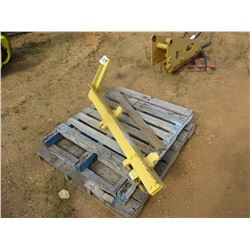 SPREADER BEAM LIFT ATTACHMENT - (UTILITY COMPANY OWNED)