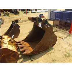 "HENSLEY 36"" EXCAVATOR BUCKET"