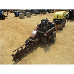 DITCH WITCH 1620 TRENCHER, - KOHLER GAS ENGINE
