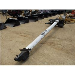 TRIM ALL POLE SAW HYD, FITS SKID STEER LOADER (COUNTY OWNED)