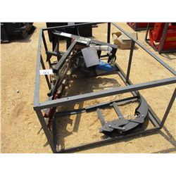 TRENCHER, - 900/200, FIT SKID STEER LOADER