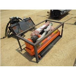 OFFSET DITHC/BANK FLAIL MOWER
