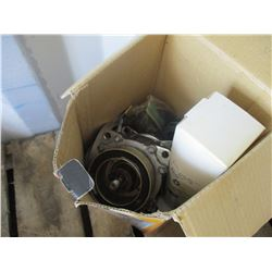 A/C COMPRESSOR, FIT MOTOR VEHICLE