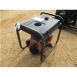 COLEMAN 500ER GENERATOR, - GAS ENGINE