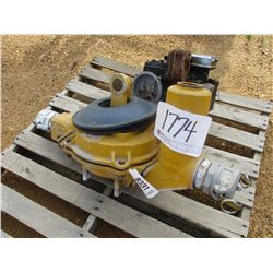 TEEL 3P613A SELF PRIMING DIAPRAGM PUMP - GAS ENGINE