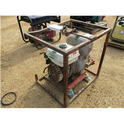 "MULTIQUIP 2"" TRASH PUMP GAS ENGINE"