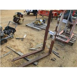 FORK ASSEMBLY, - FITS BACKHOE