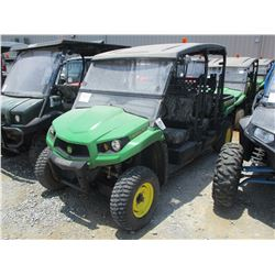2015 JOHN DEERE XUV550 S4 SIDE BY SIDE, VIN/SN:1M2550FBKGM050034 - GAS ENGINE, WINDSHEILD, CANOPY, D