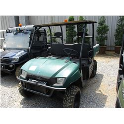 POLARIS RANGER 500 UTV, - 4X4, CANOPY, DUMP BED, METER READING 928 HOURS